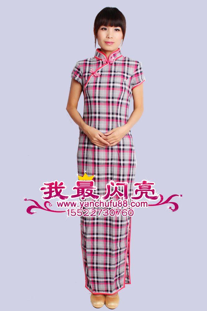 民国女子旗袍3